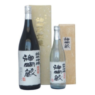 japanese-sake-Junmai-Ginjo-Shinkaigura-fujimoto-sake-brewery