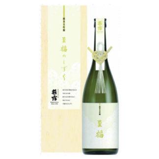 import-direct-from-japan-sake-distributor-Junmai-Daiginjo-Shifuku-no-Shizuku