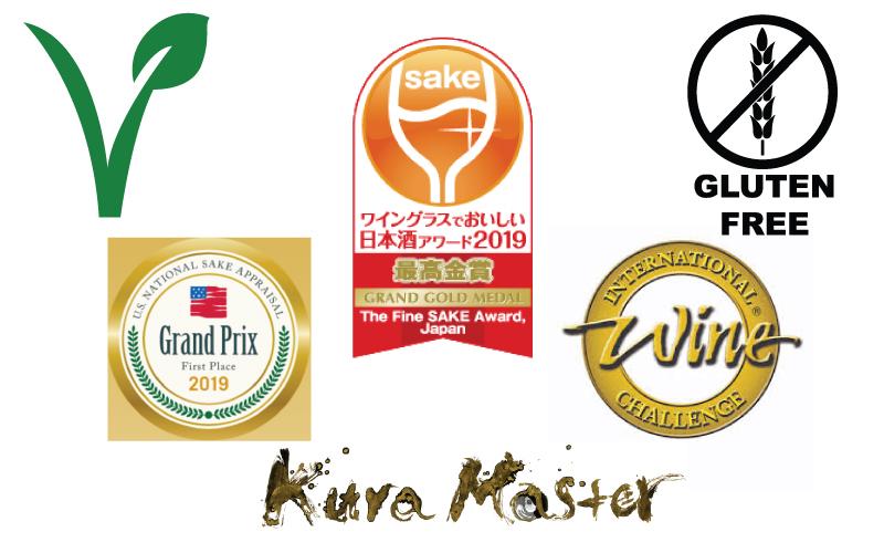 export-japanese-sake-awards-gluten-free-vegetarian